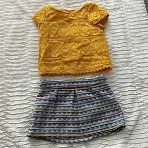 Gorgeous baby girls outfit